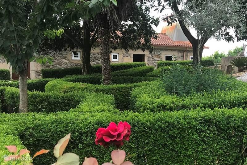 Vakantiehuis Portugal, Noord-Portugal, Celorico de Basto Villa Casa da Renda