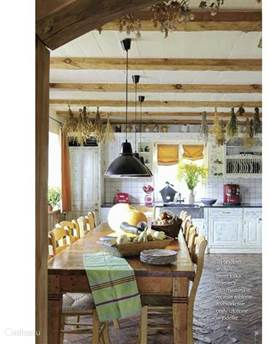 Pagina 8 artikel in Pool Country Living Blad