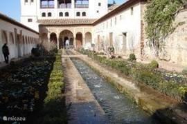 De Moren waren meesters in het bouwen van irrigatiesystemen en mooie tuinen.
