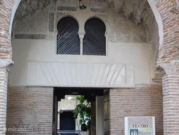 Op 5 minuten lopen van het appartement ligt deze gerenoveerde Moorse uitspanning uit 10 de eeuw waar veel muziek- en theater voorstellingen gegeven worden.