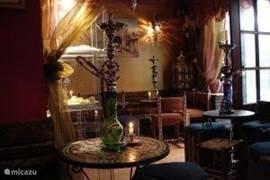 Granada heeft óók heerlijke Arabische restaurants