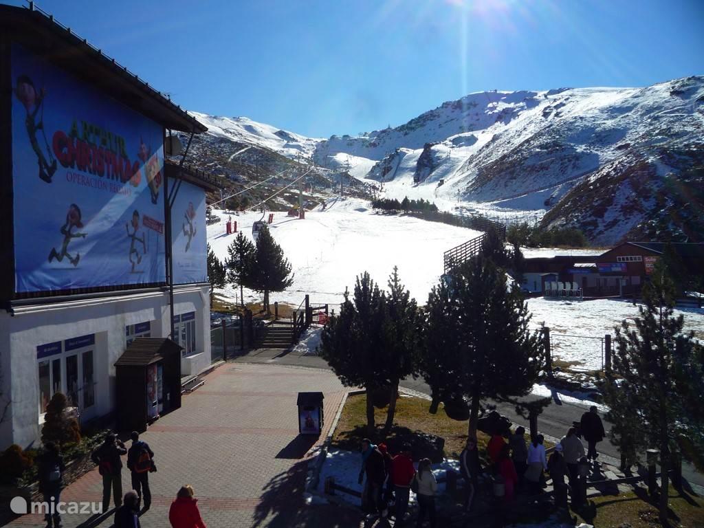 skigebiedbuiten Granada