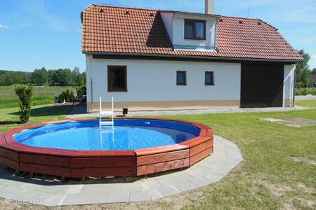 Vacation rental Czech Republic, South Bohemia, Clunek holiday house Holiday home Clunek (Czech Republic)