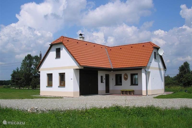 Vakantiehuis Tsjechië, Zuid-Bohemen, Clunek Vakantiehuis Vakantiewoning Clunek (Tsjechië)