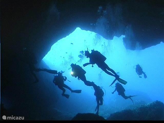 Sardinië een paradijs voor duikliefhebbers.