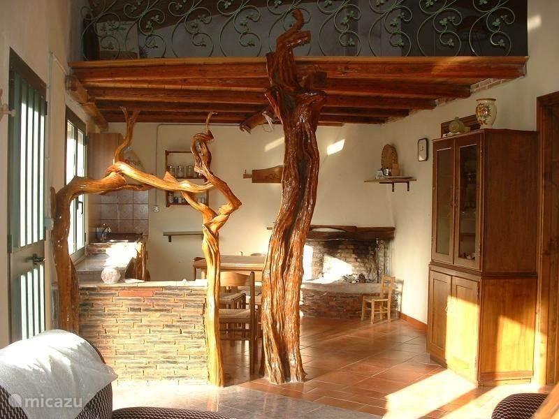Vakantiehuis Italië, Sardinië, Lanusei Vakantiehuis Domus Tegas