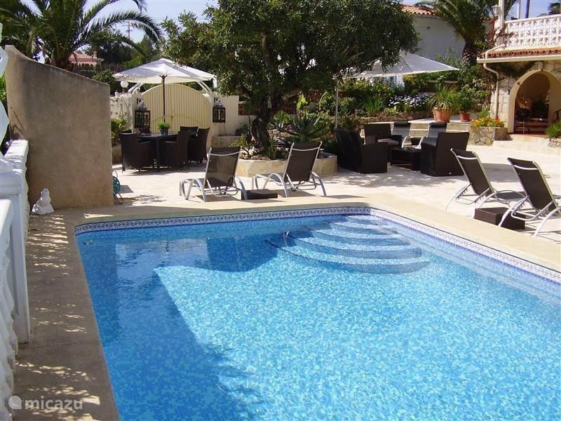 Vakantiehuis Spanje, Costa Blanca, La Nucia - appartement Residence Bougainville A