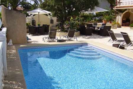 Vakantiehuis Spanje – appartement Residence Bougainville A