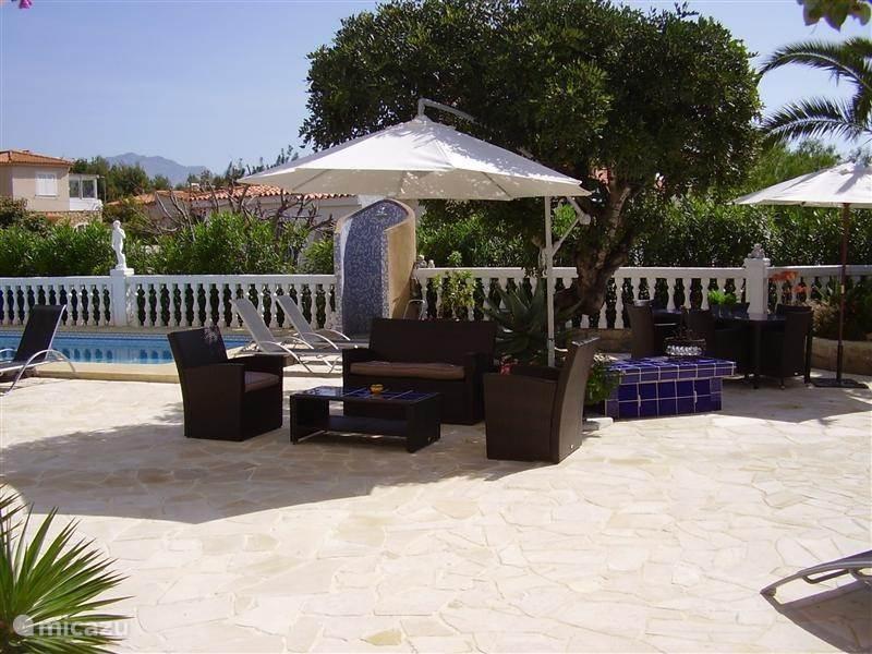 Vakantiehuis Spanje, Costa Blanca, La Nucia Appartement Residence Bougainville A