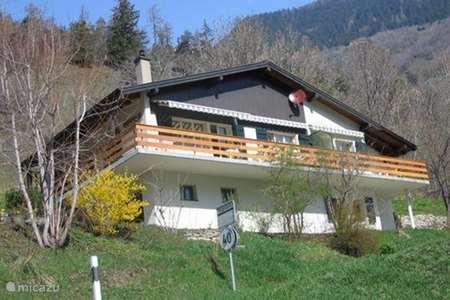 Vakantiehuis Zwitserland – chalet Stella Alpina  2 -  Oost
