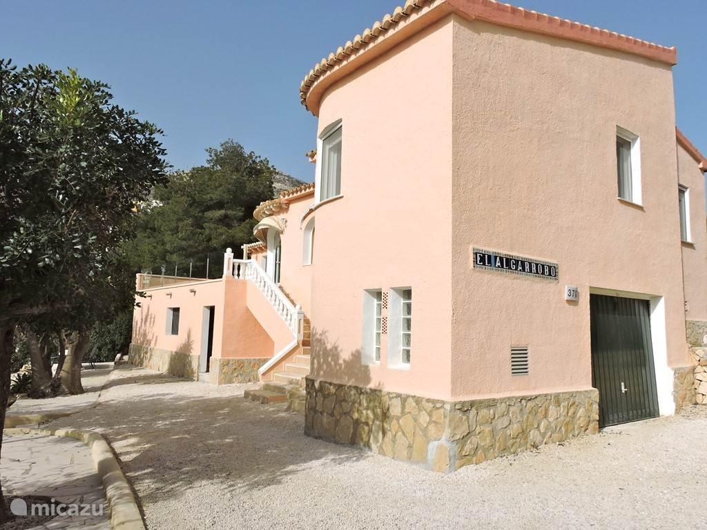 Vakantiehuis Spanje, Costa Blanca, Benitachell Villa Casa El Algarrobo