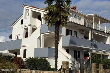 Vakantiehuis Kroatië – appartement App Rosalie met WiFi airco zwembad