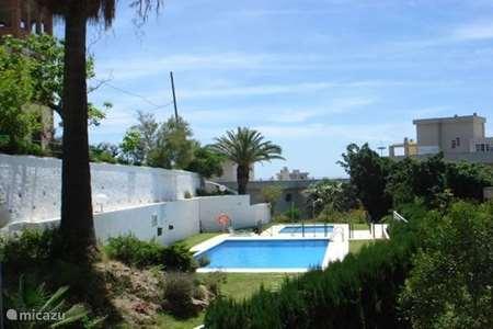 Vakantiehuis Spanje, Costa del Sol, Torremolinos appartement Carihuela Beach App.