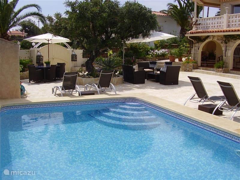 Vakantiehuis Spanje, Costa Blanca, La Nucia appartement Residence Bougainville D