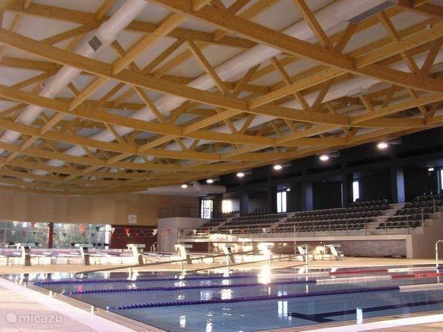 Binnenzwembad Obidos