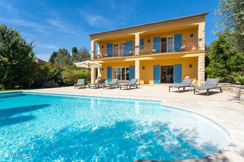 Vakantiehuis Frankrijk, Côte d´Azur, Fayence Vakantiehuis Villa Ciel Bleu