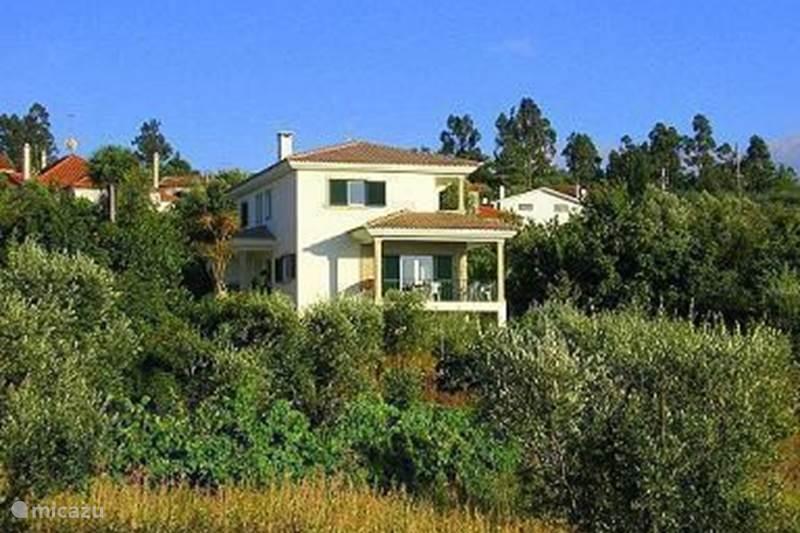 Vakantiehuis Portugal, Beiras, Mangualde/Sao Cosmado Villa Feycilia