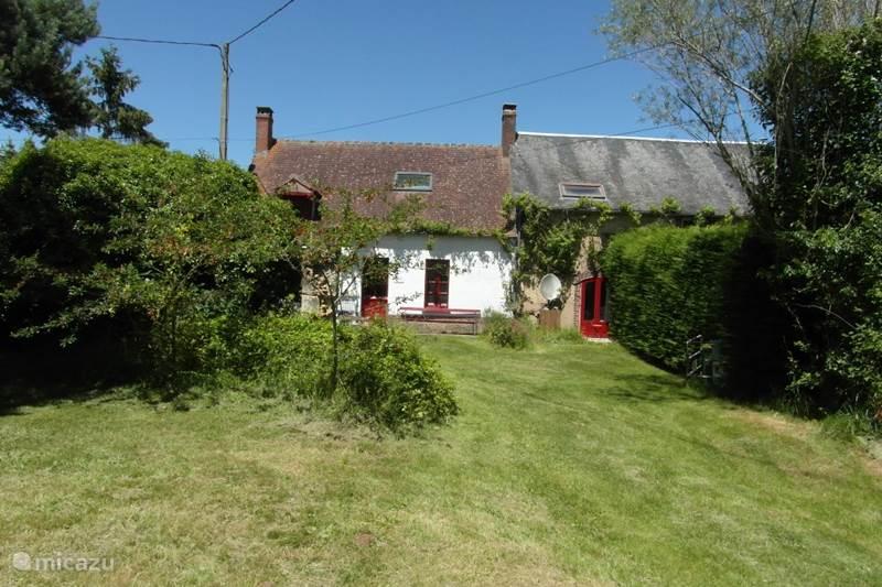 Vakantiehuis Frankrijk, Loire, Ruillé-sur-Loir Boerderij La Jouanniere