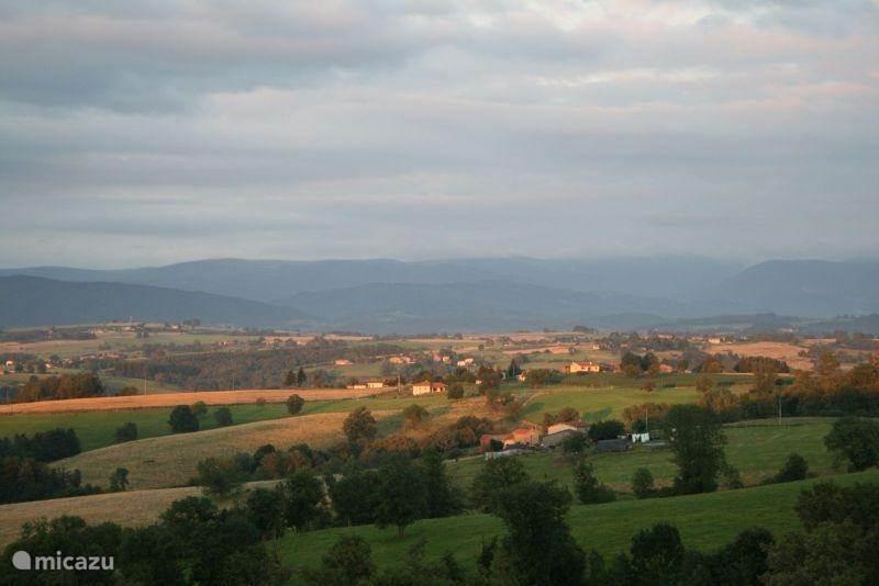 Vakantiehuis Frankrijk, Auvergne, Saint-Flour-l'Étang Vakantiehuis Bel Horizon (vakantiehuis Knepper)