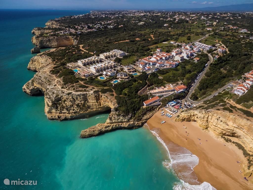 Vakantiehuis Portugal, Algarve, Benagil vakantiehuis Casa das Flores