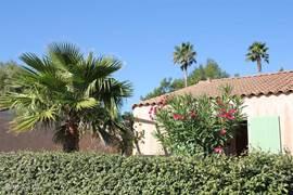 Vakantiehuis green village 40 in roquebrune sur argens c te d azur frankrijk huren - Provencaalse terras ...