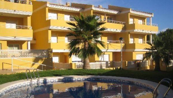 Vakantiehuis Spanje, Costa Blanca, Benidorm - appartement Balcon Albir