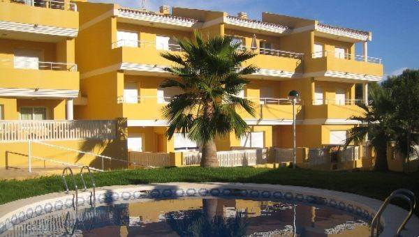 Vakantiehuis Spanje, Costa Blanca, Albir - appartement Balcon Albir