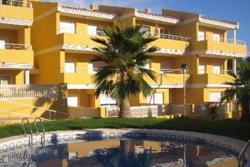 Vakantiehuis Spanje, Costa Blanca, Albir Appartement Balcon Albir
