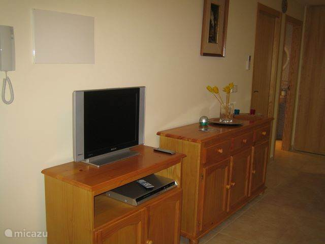 TV, DVD speler
