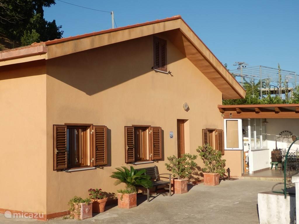 Vakantiehuis Italië, Sicilië, Cefalù Vakantiehuis Casa Sirena