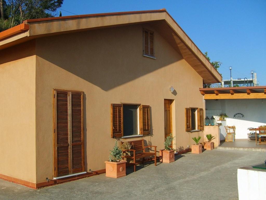 Casa Sirena Sicilië - last minute juli - sept: van €590,- voor €497,-.  Vakantie huis met panorama zeezicht - door onze gasten zeer hoog gewaardeerd!