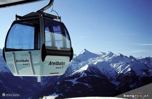 Information skiing: Schmittenhöhe