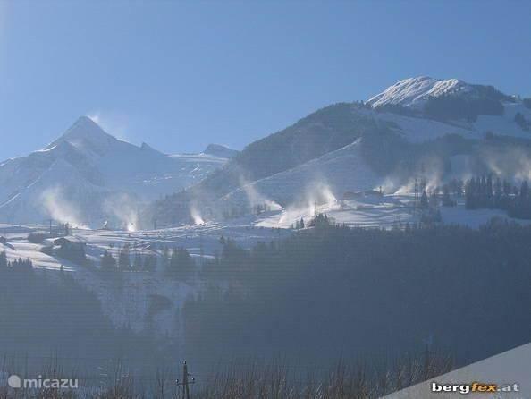 Information skiing: Maiskogel