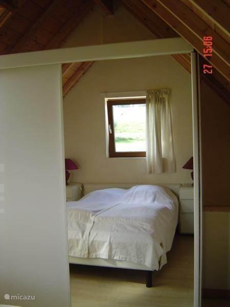 bovenverdieping 2 pers slaapkamer