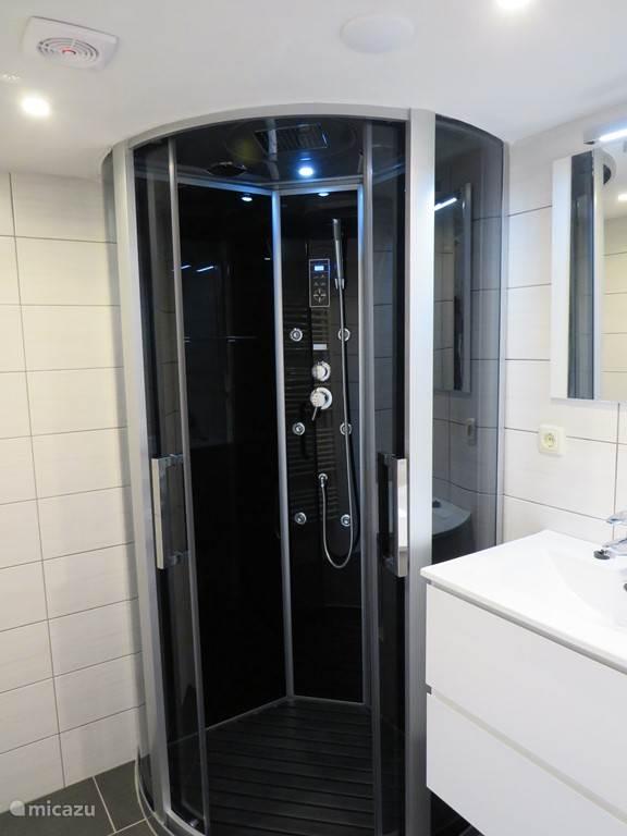 badkamer gerenoveerd 2017