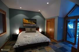 Master slaapkamer in #19