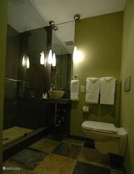 Twee persoons slaapkamer met prive badkamer #18