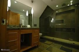 #18 master badkamer met regen douche