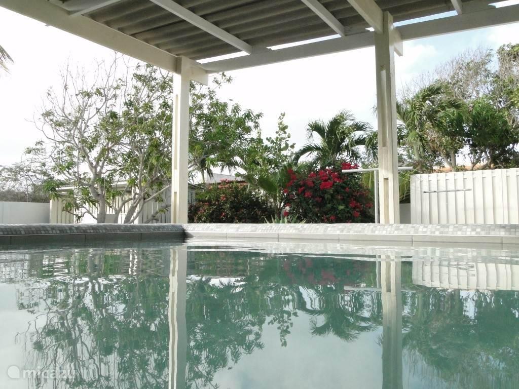 Vakantiehuis Curacao, Banda Abou (west), Grote Berg Vakantiehuis Vakantievilla Lucas Curacao