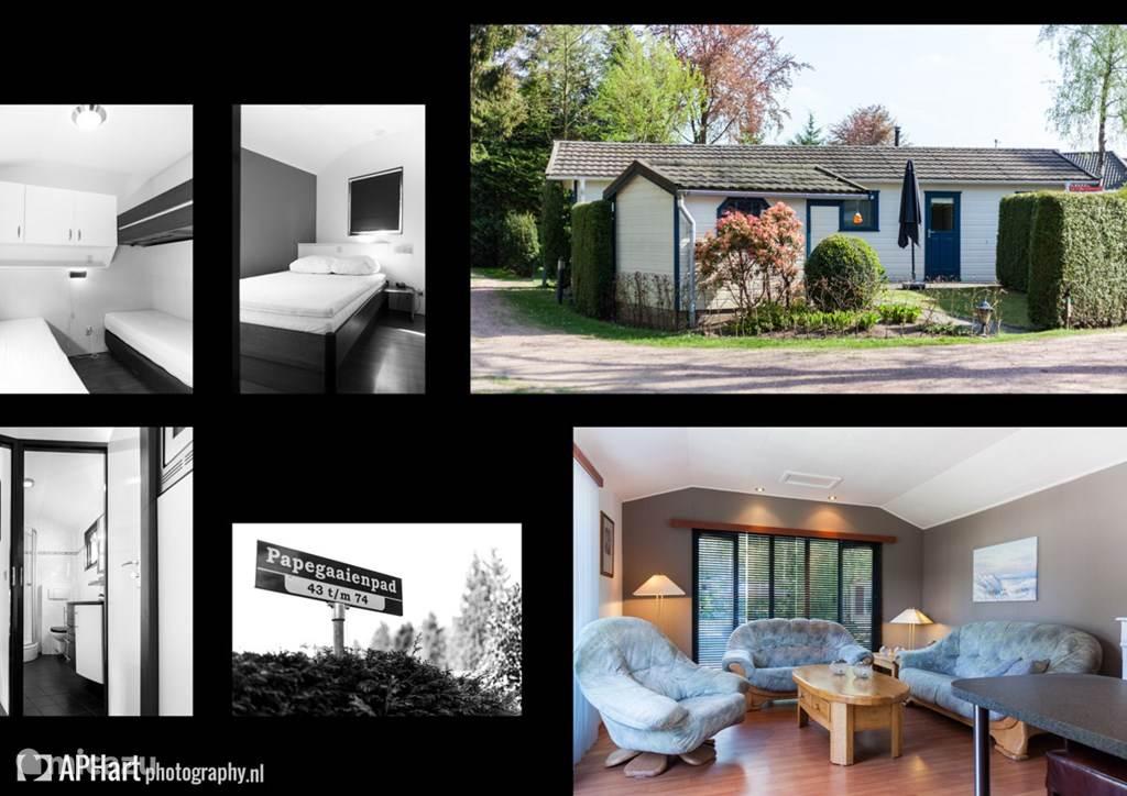 Vakantiehuis Nederland, Gelderland, Epe Chalet Chalet Epe