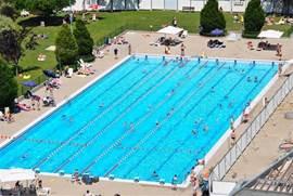 Zwembad in Morzine