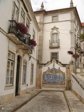 Portugees tafareel waarvan er een hoop te vinden zijn in de hele regio