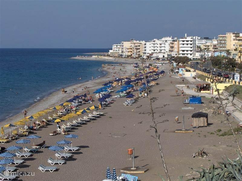 Vakantiehuis Griekenland, Rhodos – appartement Hier is het