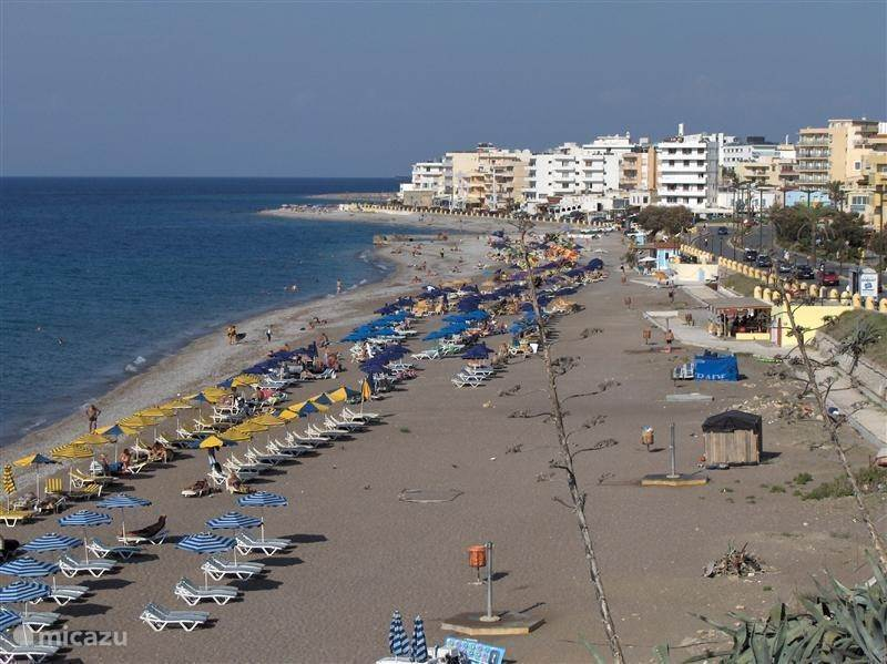 Vakantiehuis Griekenland, Rhodos, Rhodos Appartement Hier is het