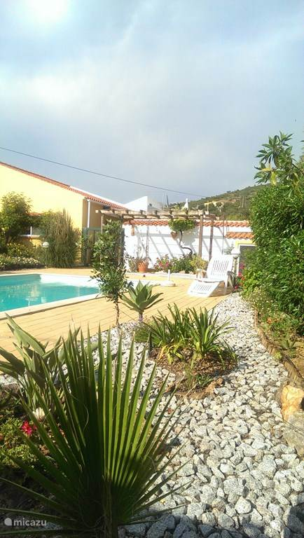 Vakantiehuis Portugal, Algarve, Almancil - villa 'Vila Floral'
