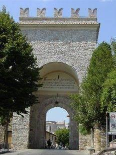 Ingang Assisi