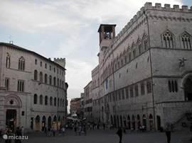 Perugia grote stad (10 min)
