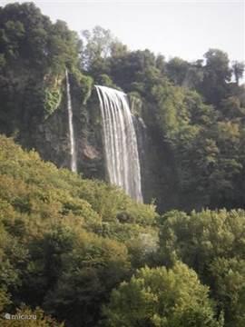 Cascata delle Marmore in Terni: de grootste waterval van Europa