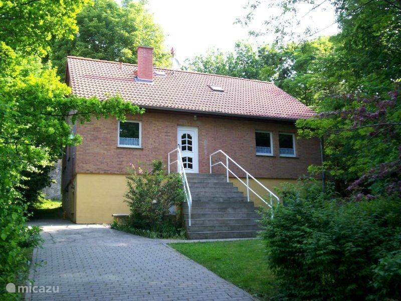 Vacation rental Germany, Harz, Blankenburg Harz - holiday house an der Teufelsmauer