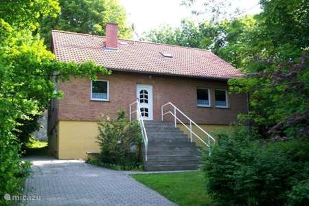 Vacation rental Germany, Harz, Blankenburg Harz holiday house an der Teufelsmauer